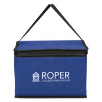 Heathered Non-Woven Cooler Lunch Bag Thumbnail