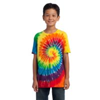Youth Essential Tie Dye Tee Thumbnail